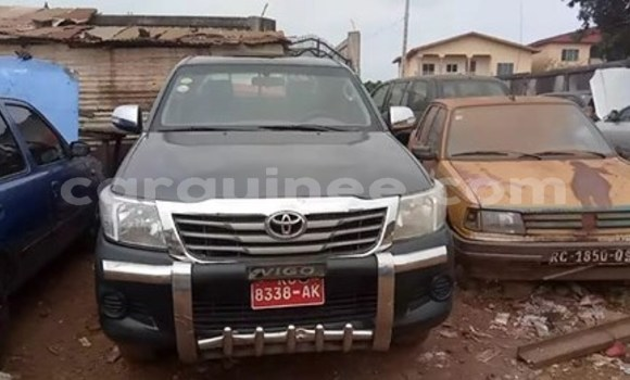Acheter Occasion Voiture Toyota Hilux Noir à Conakry, Conakry
