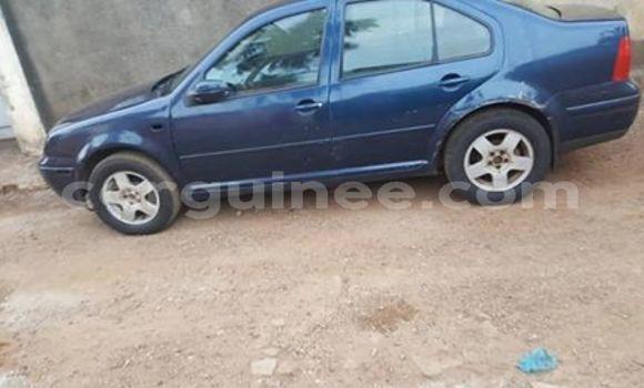 Acheter Occasion Voiture Volkswagen Jetta Bleu à Conakry, Conakry