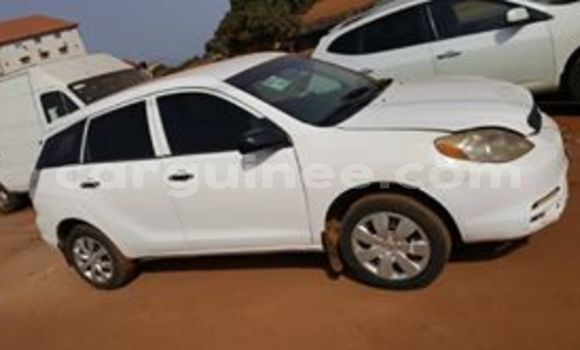 Acheter Occasion Voiture Toyota Matrix Blanc à Conakry, Conakry