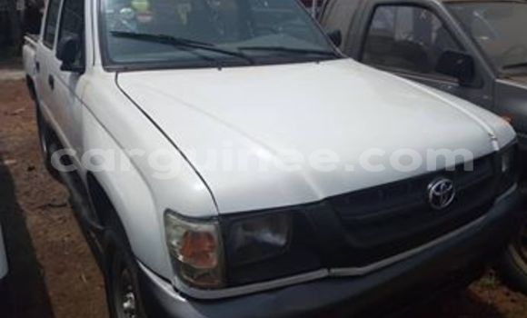 Acheter Occasion Voiture Toyota Hilux Blanc à Conakry, Conakry