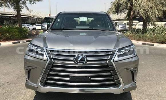 Acheter Occasion Voiture Lexus LX 570 Gris à Conakry, Conakry