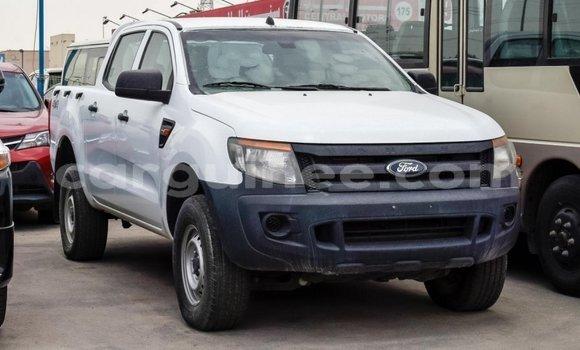 Acheter Importé Voiture Ford Ranger Blanc à Import - Dubai, Conakry