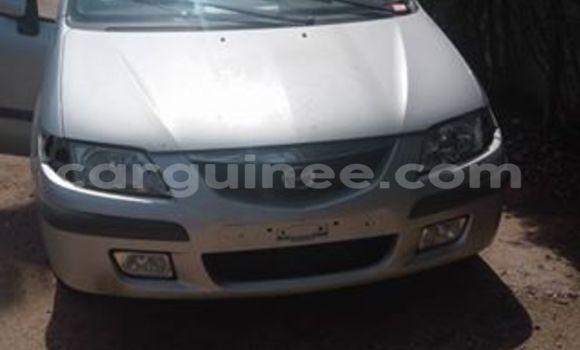 Acheter Occasion Voiture Mazda Premacy Gris à Kaloum au Conakry