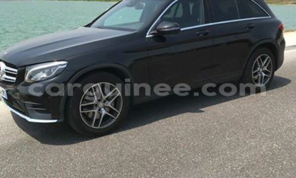 Acheter Occasion Voiture Mercedes‒Benz GL–Class Noir à Kaloum, Conakry