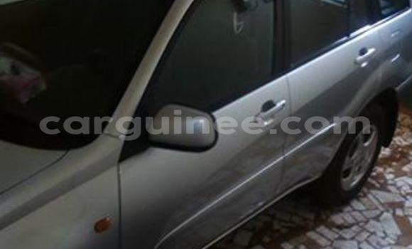 Acheter Occasion Voiture Toyota RAV4 Gris à Kaloum au Conakry