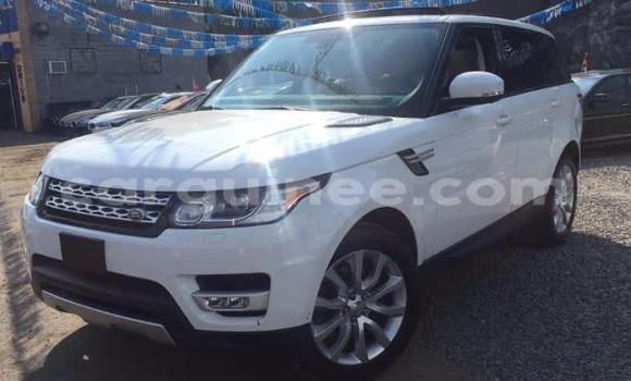 Acheter Occasion Voiture Land Rover Range Rover Blanc à Kaloum au Conakry