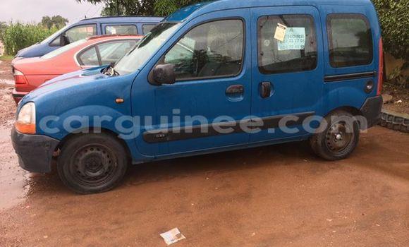 Acheter Occasion Voiture Renault Kangoo Bleu à Kaloum au Conakry
