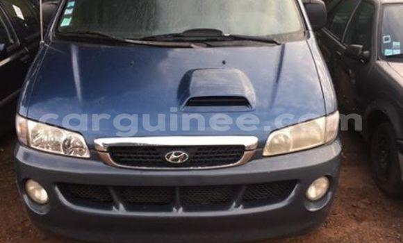 Acheter Occasion Voiture Hyundai H1 Bleu à Kaloum au Conakry