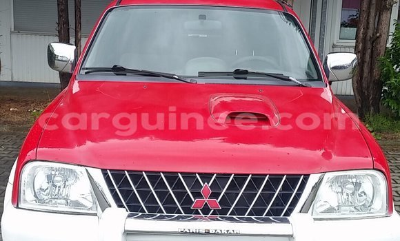 Acheter Neuf Voiture Mitsubishi L200 Rouge à Ratoma, Conakry