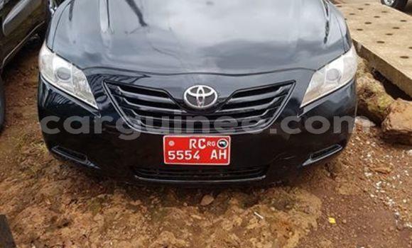 Acheter Occasion Voiture Toyota Camry Noir à Kaloum au Conakry