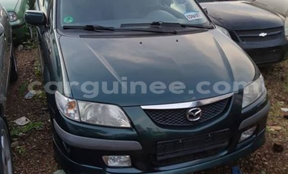 Acheter Occasion Voiture Mazda Premacy Vert à Kaloum au Conakry