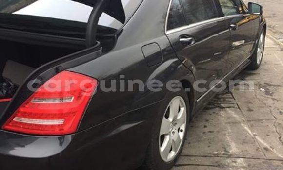Acheter Occasion Voiture Mercedes‒Benz S-Class Noir à Kaloum au Conakry