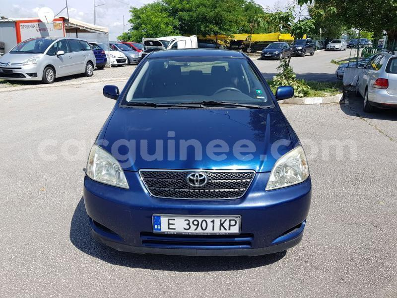 Big with watermark toyota corolla conakry conakry 3963