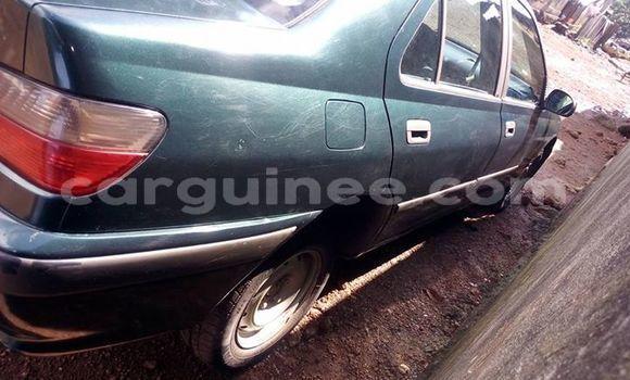 Acheter Occasion Voiture Peugeot 406 Vert à Kaloum au Conakry