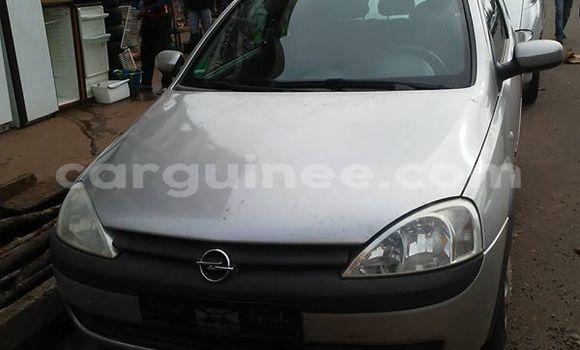 Acheter Occasion Voiture Opel Corsa Gris à Kaloum au Conakry