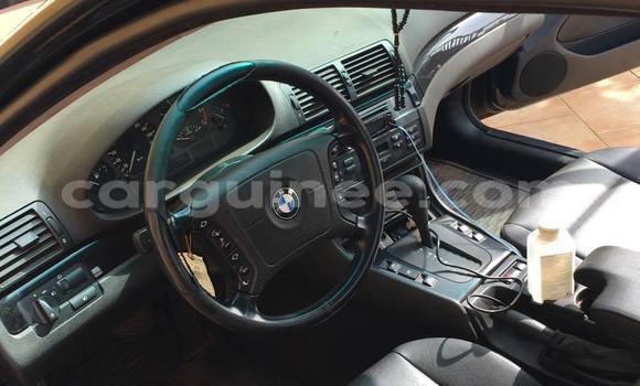 Acheter Occasion Voiture BMW 3–Series Noir à Ratoma, Conakry
