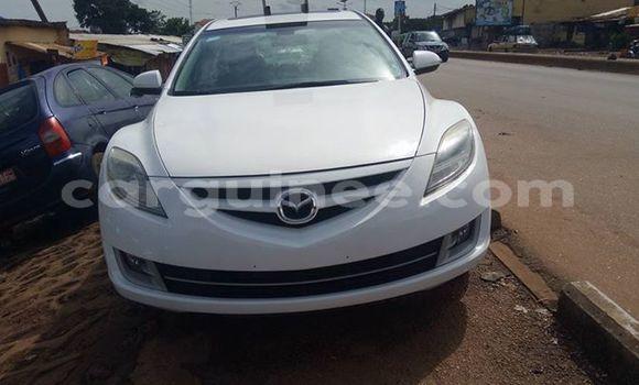 Acheter Occasion Voiture Mazda 6 Blanc à Kaloum, Conakry