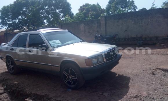 Acheter Occasion Voiture Mercedes‒Benz 190 Marron à Mamou au Mamou