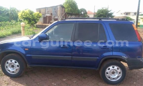 Buy Used Honda CR-V Blue Car in Kaloum in Conakry
