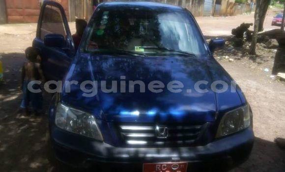 Acheter Occasion Voiture Honda CR–V Bleu à Kaloum, Conakry