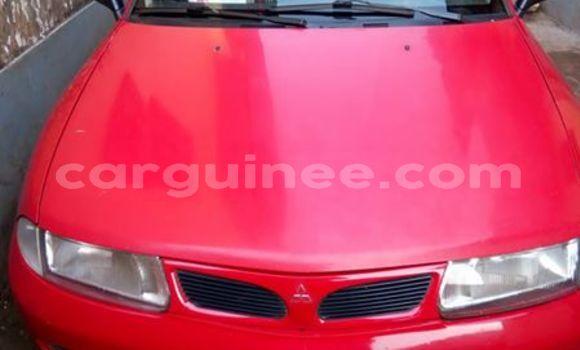 Acheter Occasion Voiture Mitsubishi Carisma Rouge à Kaloum au Conakry