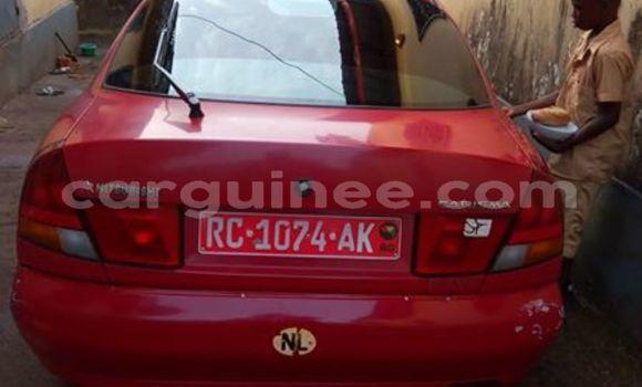 Acheter Occasion Voiture Mitsubishi Carisma Rouge à Kaloum, Conakry