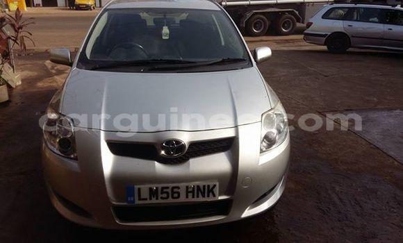Acheter Occasion Voiture Toyota Auris Gris à Kaloum au Conakry