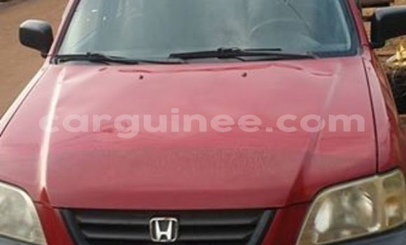 Acheter Occasion Voiture Honda CR-V Rouge à Kaloum au Conakry