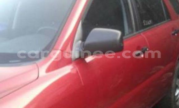 Acheter Occasion Voiture Kia Sportage Rouge à Kaloum au Conakry