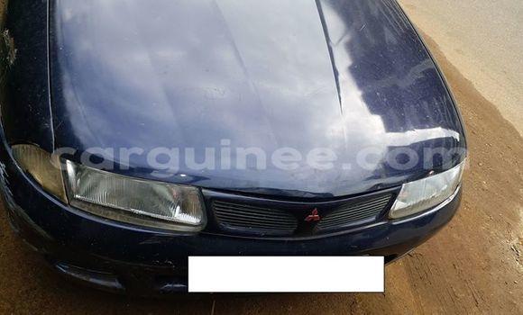 Acheter Occasion Voiture Mitsubishi Carisma Bleu à Kaloum au Conakry