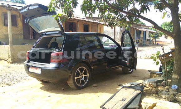 Acheter Occasion Voiture Volkswagen Golf Noir à Dixinn au Conakry