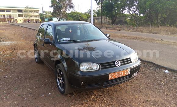 Acheter Occasion Voiture Volkswagen Golf Noir à Dixinn, Conakry
