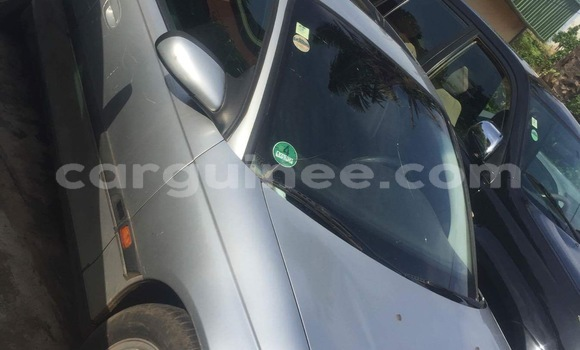 Acheter Occasion Voiture Opel Omega Gris à Ratoma au Conakry