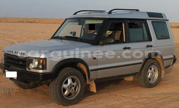 Acheter Occasion Voiture Land Rover Discovery Gris à Mamou au Mamou