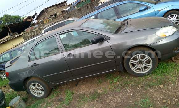 Acheter Neuf Voiture Toyota Corolla Noir à Ratoma au Conakry