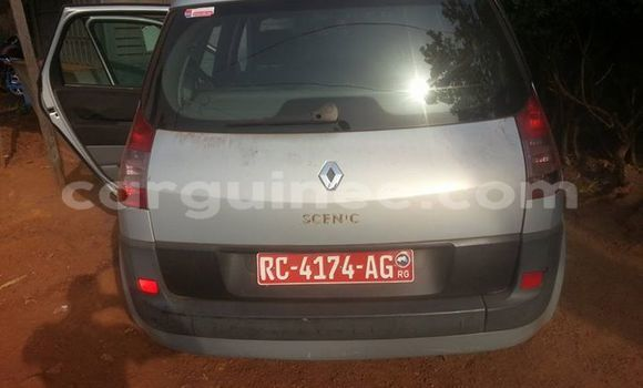 Acheter Occasion Voiture Renault Scenic Gris à Kaloum, Conakry