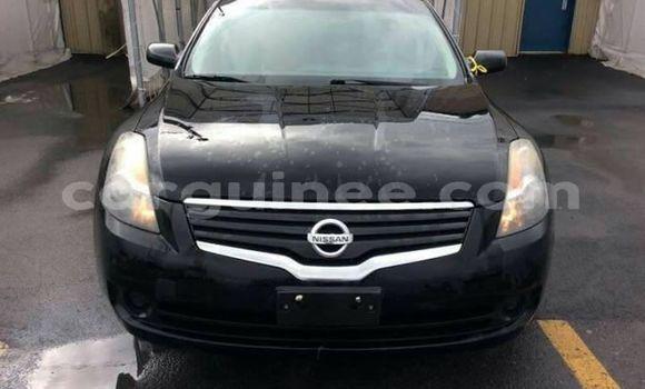 Acheter Occasions Voiture Nissan Altima Noir à Kaloum au Conakry