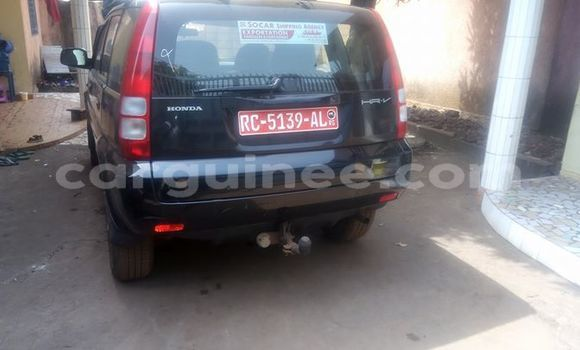 Buy Used Honda HR-V Black Car in Kaloum in Conakry