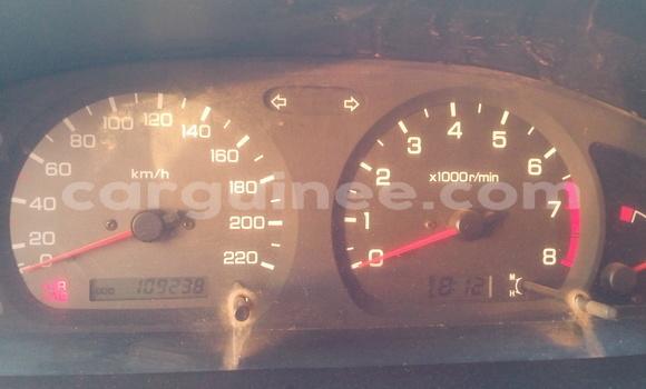 Acheter Occasion Voiture Nissan Almera Noir à Ratoma au Conakry