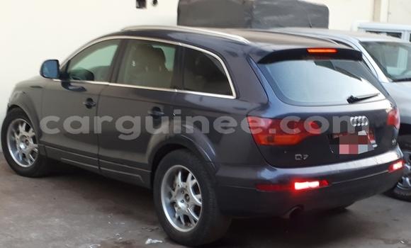Acheter Occasion Voiture Audi Q7 Autre à Kaloum au Conakry