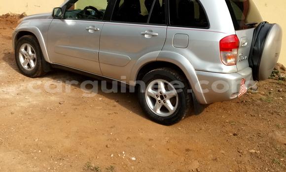 Acheter Occasion Voiture Toyota RAV4 Gris à Ratoma au Conakry