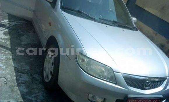 Acheter Occasion Voiture Mazda 323 Gris à Kankan au Kankan