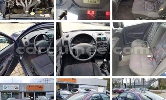 Acheter Occasion Voiture Mitsubishi Carisma Bleu à Kankan, Kankan
