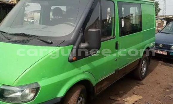 Acheter Occasion Utilitaire Ford Transit Vert à Conakry au Conakry