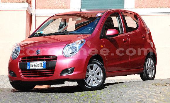 Acheter Neuf Voiture Suzuki Alto Rouge à Conakry au Conakry