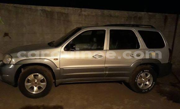Acheter Occasion Voiture Mazda Tribute Gris à Nzérékoré au Nzérékoré