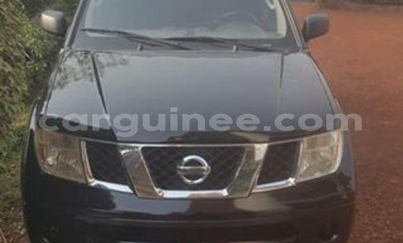 Acheter Occasion Voiture Nissan Pathfinder Noir à Nzérékoré au Nzérékoré