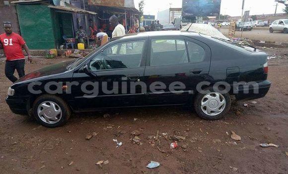 Acheter Occasion Voiture Nissan Almera Noir à Conakry, Conakry