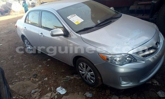Acheter Occasion Voiture Toyota Corolla Gris à Conakry, Conakry