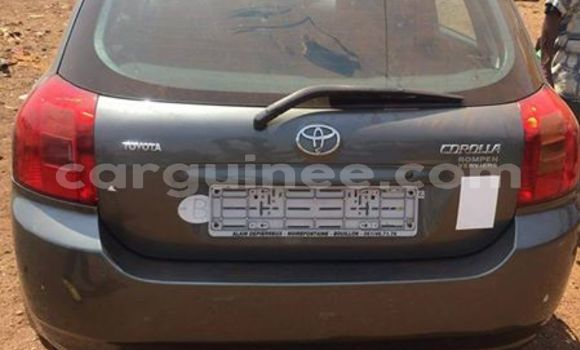 Acheter Occasion Voiture Toyota Corolla Autre à Conakry, Conakry